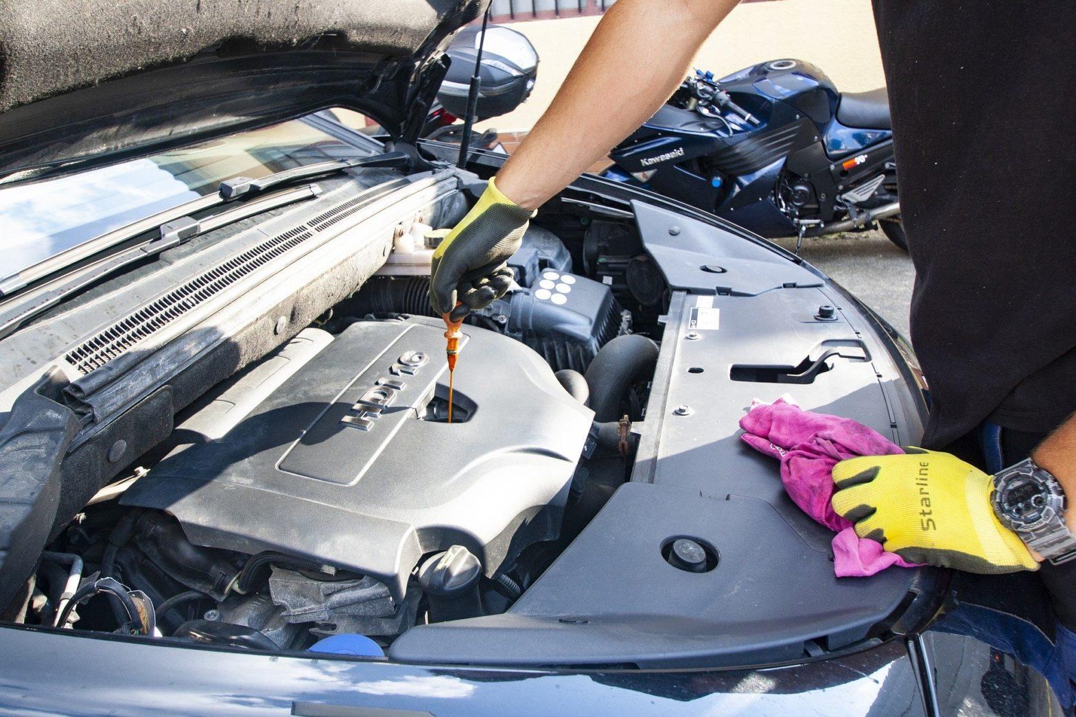 Oleje silnikowe - co musisz wiedzieć