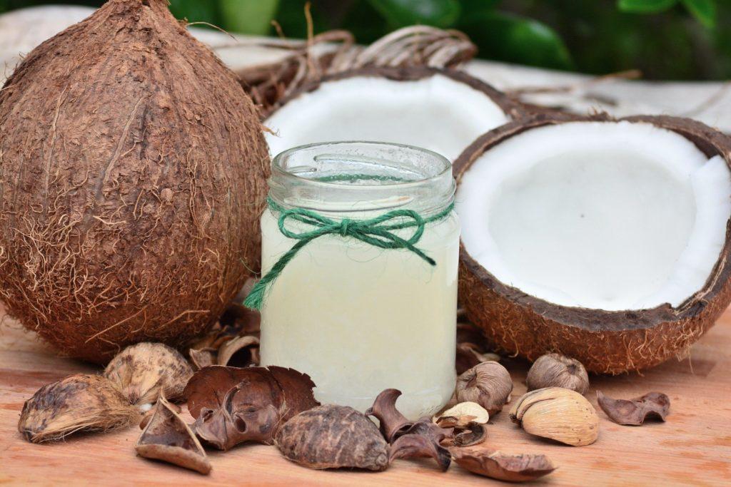 Olej kokosowy - właściwości