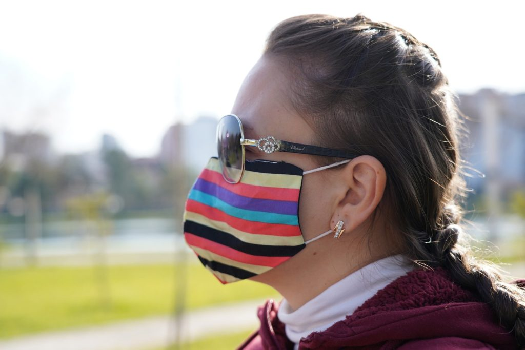 Koronawirus - kto musi nosić maseczkę