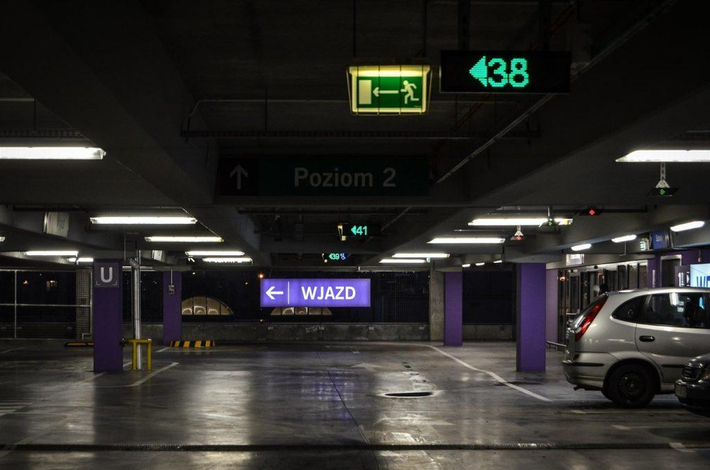 Podziemne parkingi w Poznaniu