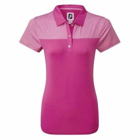Damskie koszulki polo na pole golfowe
